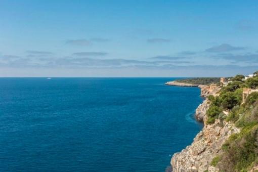 Traumhafter Panorama-Meerblick