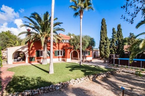Haus in Cala Murada