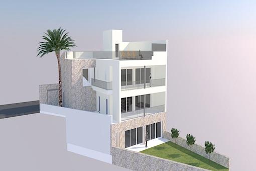 house in S'Alqueria Blanca