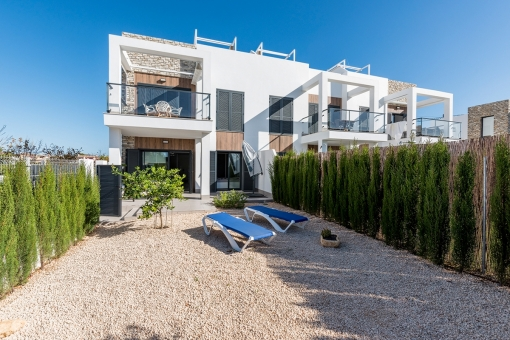apartment in Cala Murada