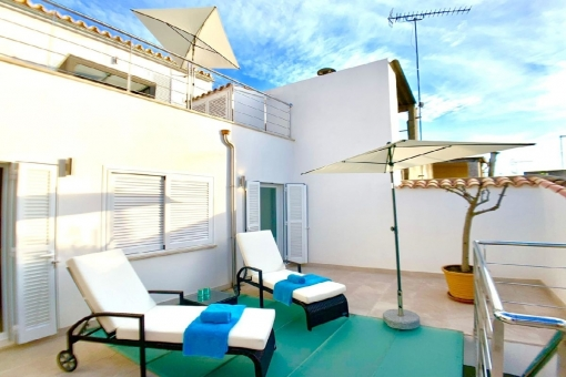 Modern town-house in the heart of Arta