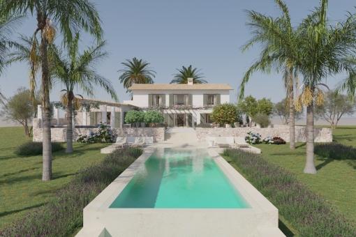 house in Cas Concos