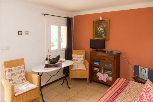 Guest apartment of the finca