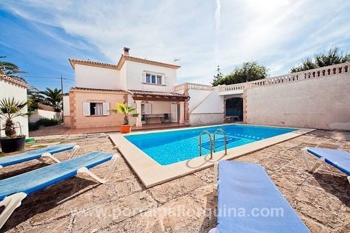 house in Cala Pi for sale
