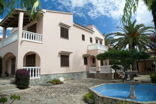 Beautiful villa in the heart of Cala Millor