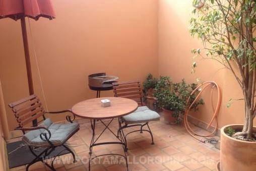 Traumhaftes Dachloft mit Terrasse in bester Altstadt-Lage in Palma