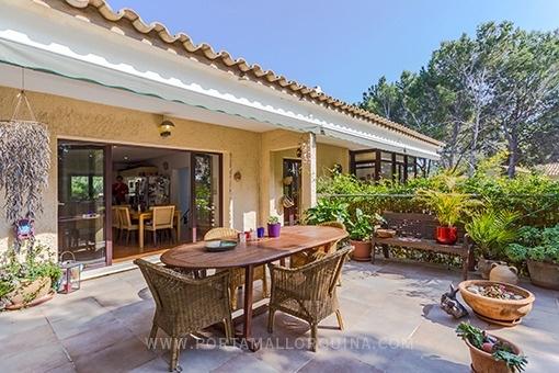 house in Costa de la Calma