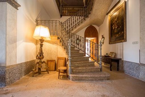 Nobler Eingangsbereich