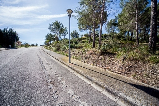 Grundstück in Alcudia