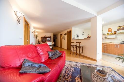 Wohnung in Cala Bona