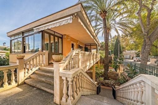Villa im mediterranen Stil in Sometimes an der Playa de Palma