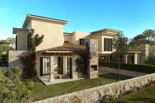 Villa in Cala Bona