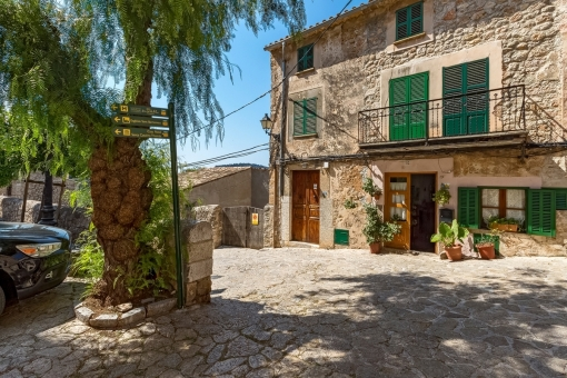 house in Valldemossa