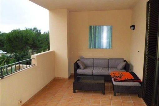 Wohnung in Puig de Ros