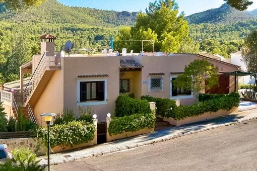 Haus in Font de sa Cala