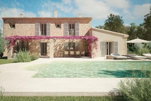 house in Montuiri
