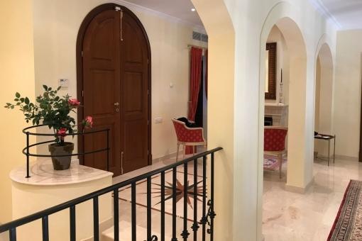 Heller Eingangsbereich