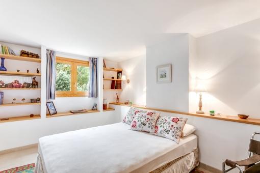 Gästewohnung mit schönem Doppelschlafzimmer