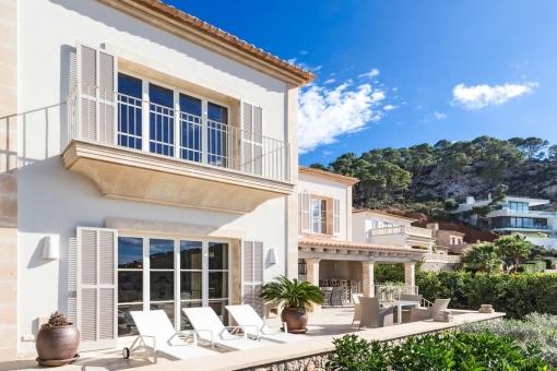 Luxuriöse Villa in Puerto de Andratx