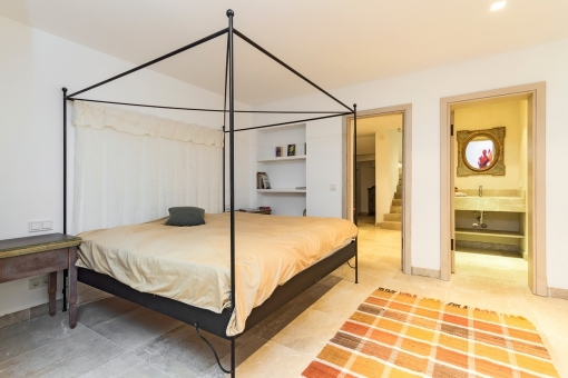 Gästeschlafzimmer mit Badezimmer en Suite