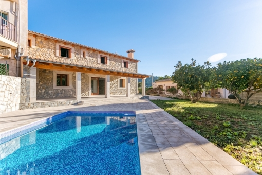 Haus in Mancor de la Vall