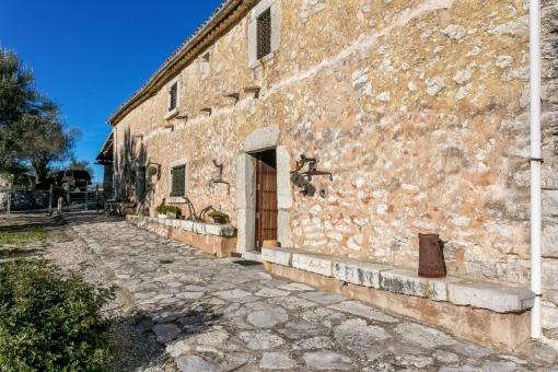 house in Mancor de la Vall