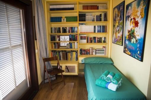 Alternative Ansicht des Gästezimmers