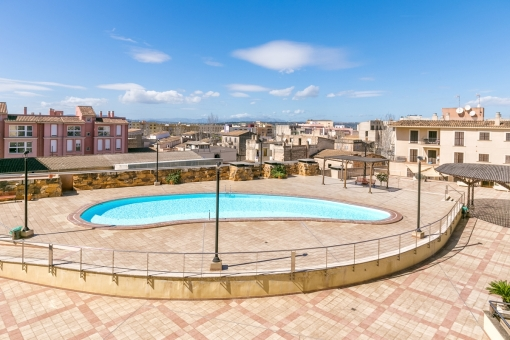 apartment in Manacor