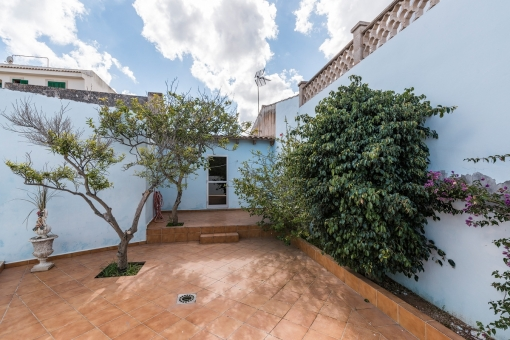 Enchanting town house close to the Harbour in Porto Colom