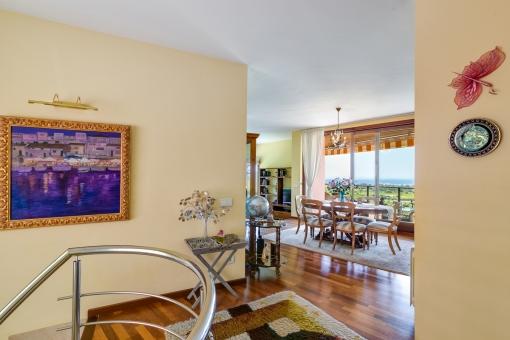 Diese spektakuläre Villa hat eine Wohnfläche von 200 qm