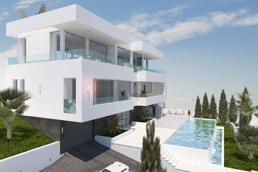 house in Palmanova
