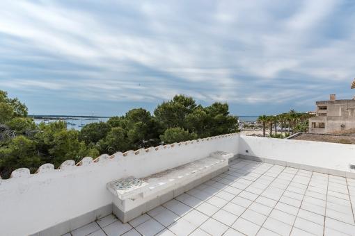Fantastic sea view apartment in Sant Jordi