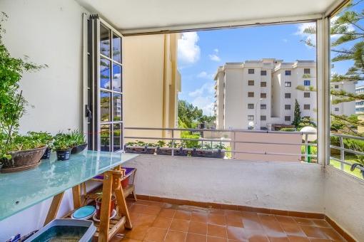 apartment in Portals Nous