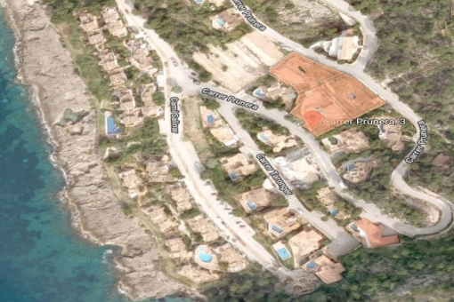 Grundstück in Camp de Mar