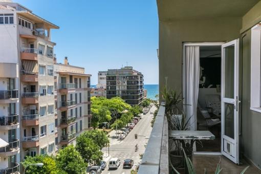 Wohnung in Palma City