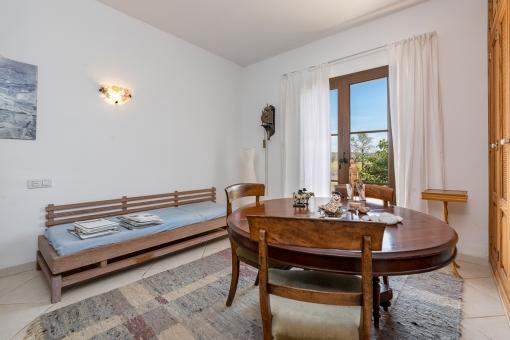 Separate guest apartment