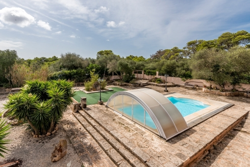 Cosy finca with pool close to Ses Salines