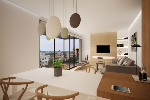 Wohnung in Cala Mayor