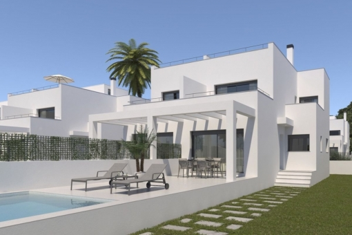 Newly-built chalets in a prime location in Vallgornera
