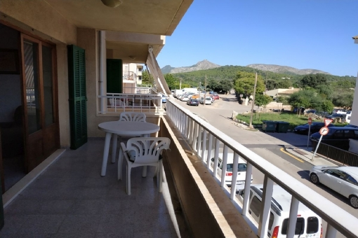 Wohnung in Alcudia