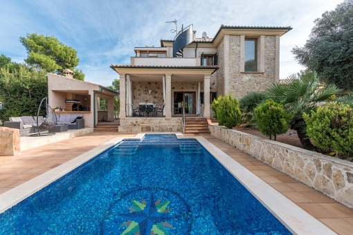 house in Cala Vinyas