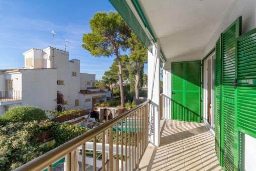 apartment in Cala Blava