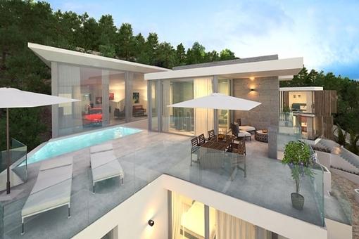Wonderful pool area and terrace
