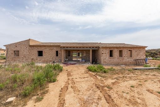 house in Santanyi