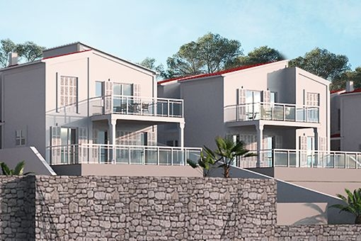 Detached house with pool close to the beach near Santanyi