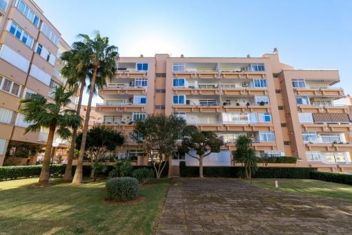 Wohnung in Calvia