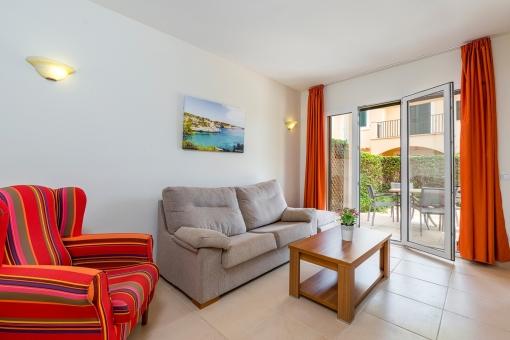 Wohnung in Sa Rapita