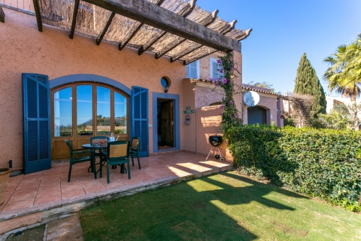 Beautiful house on the Pula golf course in Son Servera with fantastic views