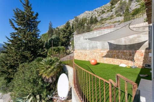 Fantastic sun terrace