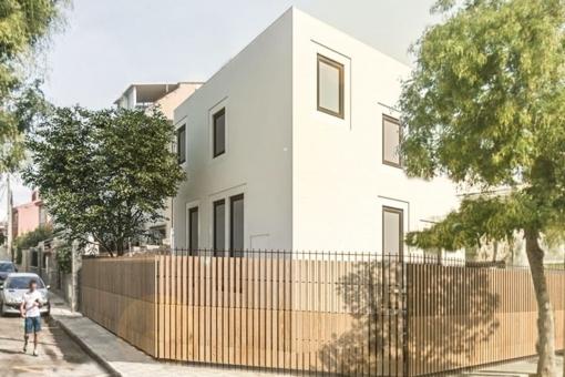 house in Ciudad Jardin